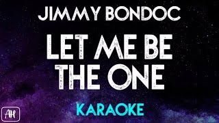 Video Jimmy Bondoc - Let Me Be The One (Karaoke/Instrumental) [Piano Version] MP3, 3GP, MP4, WEBM, AVI, FLV Agustus 2018