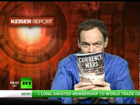 Keiser Report: Gold Wars (E208)