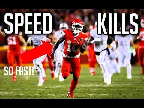 NFL Best Speed Kills Moments Pt. 2 || HD