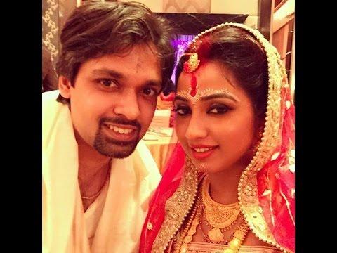 Shreya Ghoshal Marriage and Reception