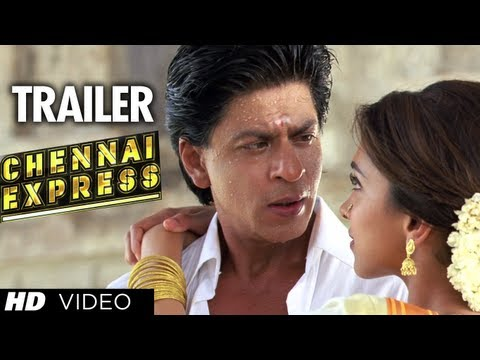 Official Trailer of Chennai Express