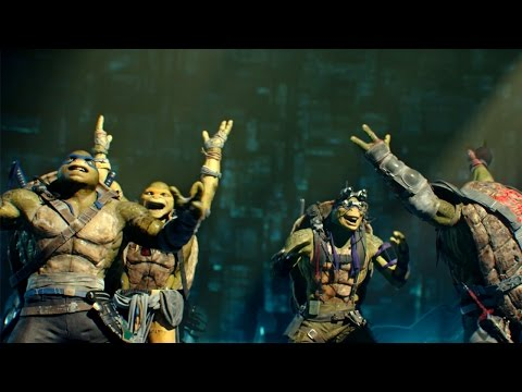 Teenage Mutant Ninja Turtles: Out of the Shadows (TV Spot 'Fan')