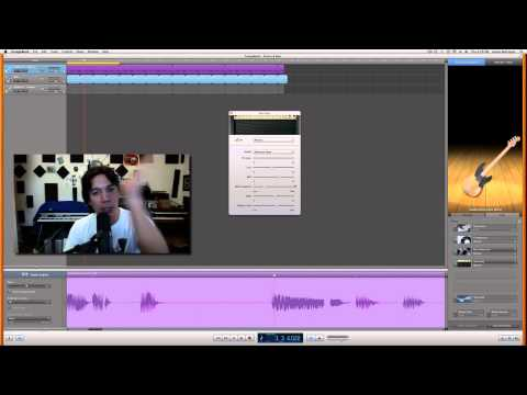 Home Recording Tutorial – Mixing Drums and Bass
