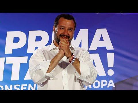 Europawahl: Rechtspopulisten auf dem Vormarsch - am s ...