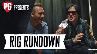 Rig Rundown - Queens of the Stone Age's Troy Van Leeuwen