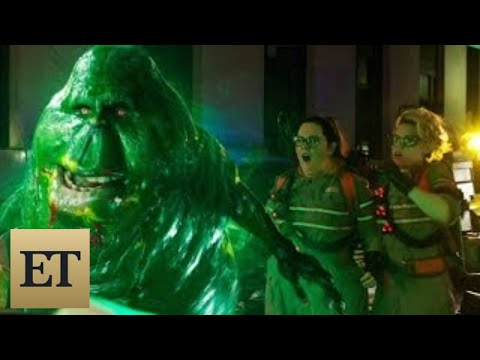 Video New 'Ghostbusters' Trailer: Slimer and the Stay Puft Marshmallow Man Make Their Epic Returns! download in MP3, 3GP, MP4, WEBM, AVI, FLV January 2017