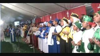 Timket In Los Angeles 2010: Group Mezmur - YeAlemin Bedel