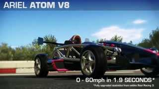 Real Racing 3 Open Wheelers Developer Diary