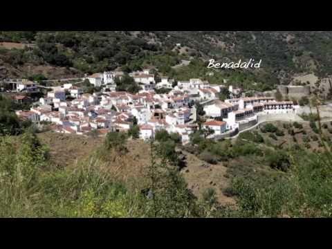 Benadalid HD: Primitivo asentamiento celta y romano