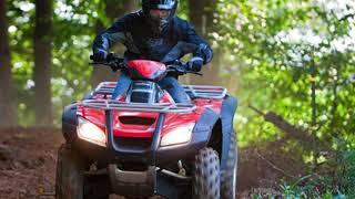4. 2018 Honda® FourTrax® Rincon® Honda Phantom Camo® ATV For Sale in Lake City, FL