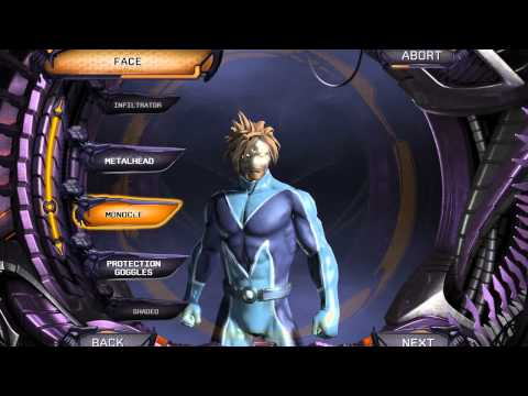 character creation - I'm starting a new series of videos on the subject of DC Universe. Don't know how many, depends if the game actually grabs me in any way. This is a look at t...