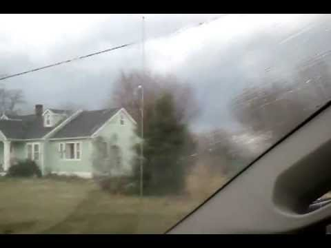 Video Of Borden Indiana Tornado