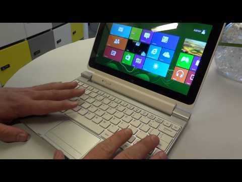Acer IconiaTab W510 - najtańszy z tabletów z Windows 8?