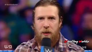 Nonton Wwe Smackdown Live 14th November 2017   Full Hd Highlights Film Subtitle Indonesia Streaming Movie Download
