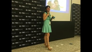 Speaker Internacional Verónica Ruiz participa en EXATECTalks la primera vez en Monterrey por segunda ocasion en EXATECTalks Pachuca con su ponencia ...