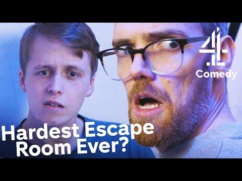 The HARDEST Escape Room Ever?? | Original Comedy Sketch by Very Nice