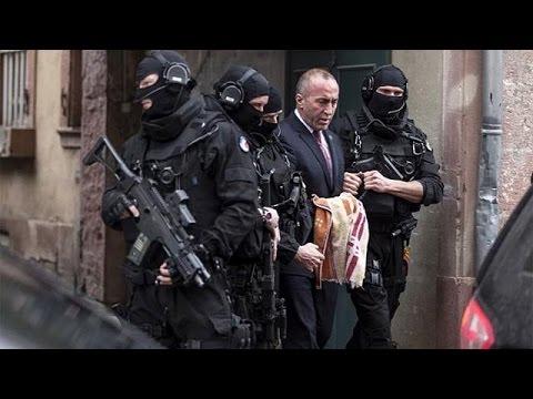 Ελεύθερος αφέρθηκε ο πρωθυπουργός του Κοσόβου