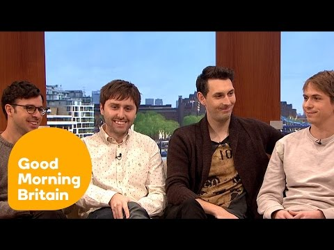 The Inbetweeners Cast Interview: Improvising & Life Behind The Scenes | Good Morning Britain
