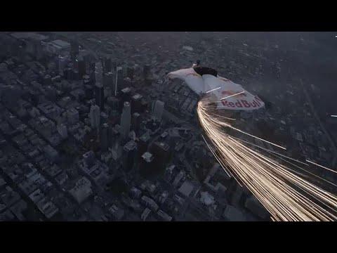 Τρομερές ανθρώπινες πτήσεις στις ΗΠΑ μαζί με το SuperMoon