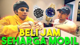 Video BELI JAM SEHARGA MOBIL 😱 ft Raditya Dika MP3, 3GP, MP4, WEBM, AVI, FLV Februari 2019