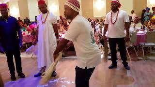 Nkanu Masquerade dance