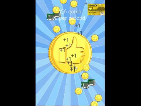 Video of Coin Clicker - Be Rich!