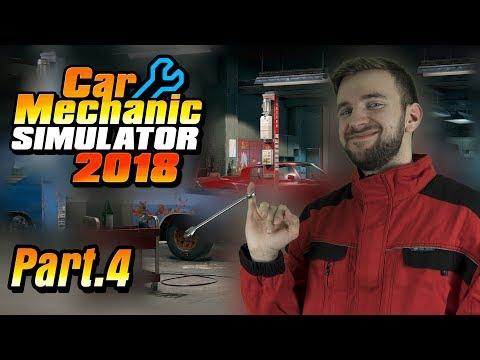 ROZVODY, FILTRY A VÝMĚNA OLEJE | Car Mechanic Simulator 2018 #04
