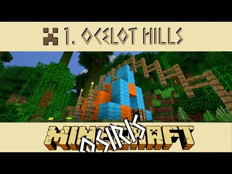 Minecraft 1.12 Single Player: A new Beginning! | Osiris Season 2 - Striking Out - Episode 1