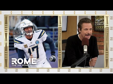 Video: The Chargers Are Tough | The Jim Rome Show