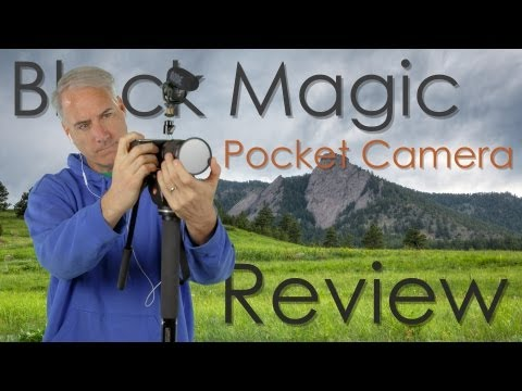 Black Magic Pocket Camera Review Compared To DSLR and Red Epic