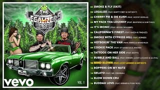 Paul Wall, Baby Bash - Mind Blown (Audio) ft. Lucky Luciano, Dat Boi T