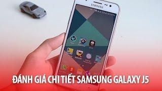 TechOne's Channel - Đánh giá chi tiết Samsung Galaxy J5