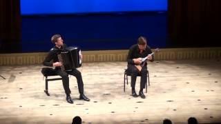 Concerto Boudachkine à l'Opéra de Vichy