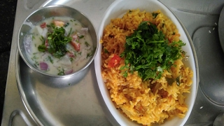 ಕನ್ನಡ-ಟೊಮೆಟೊ ಪಲಾವ್tomato pulao tomato bath