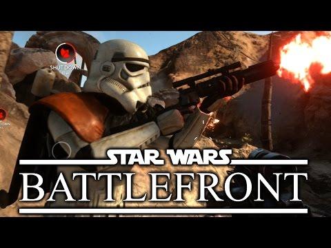 Walker Assualt - Star Wars Battlefront Gameplay
