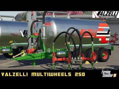 Valzelli Multiwheels 250 v1.0.0.0