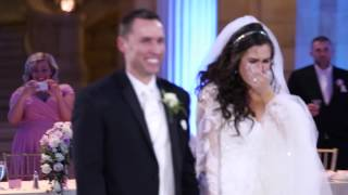 Video This bride thought her first dance was ruined… you won't believe what happened next: MP3, 3GP, MP4, WEBM, AVI, FLV September 2019