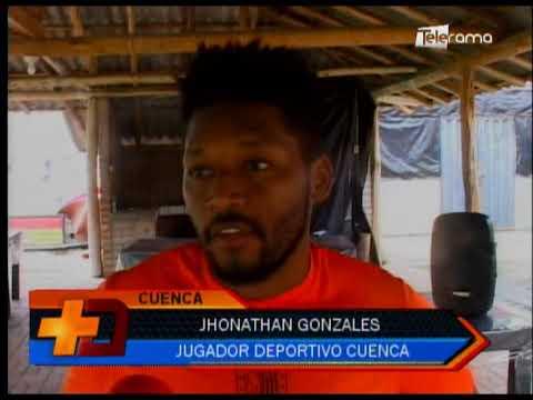 Deportivo Cuenca inicia nueva semana de entrenamientos