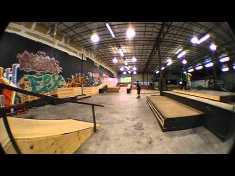 Charleston Skatepark Montage