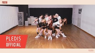 Video PRISTIN 'WEE WOO' Dance Practice Right Answer Ver. MP3, 3GP, MP4, WEBM, AVI, FLV Oktober 2017