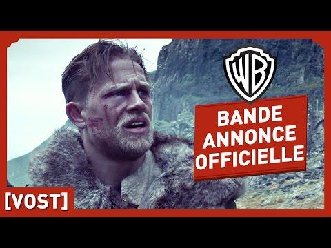 Le Roi Arthur - La légende d'Excalibur - Bande Annonce Officielle Comic-Con (VOST) - Jude Law