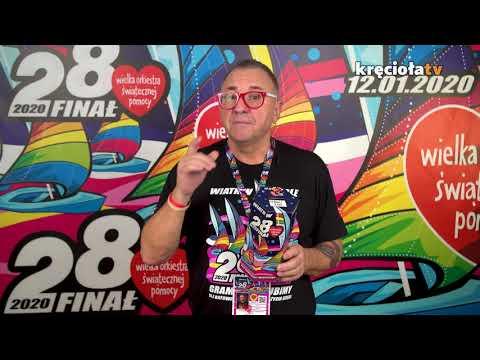 Wideo1: Jurek Owsiak zapowiada bicie rekordu w Gostyniu