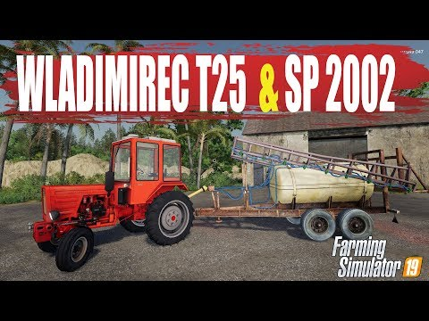 Wladimirec T25 v2.0