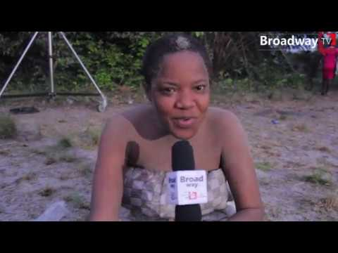BEHIND THE SCENE | The Making Of Nollywood Movie 'Tatu'