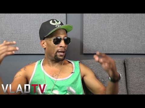 Lord - http://www.vladtv.com - Lord Jamar opens up about Grandmaster Caz addressing his comments about white rappers being