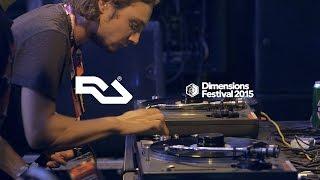 Motor City Drum Ensemble b2b Jeremy Underground - Live @ Dimensions Festival 2015