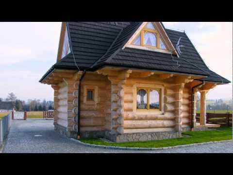 Blockbohlenhaus - Blockbohlenhäuser aus Polen - Günstig Blockhaus bauen