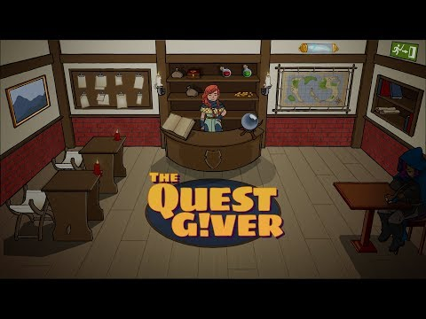 Forget BEING the Hero, 'The Quest Giver' Will Have You Telling the Heroes What to Do