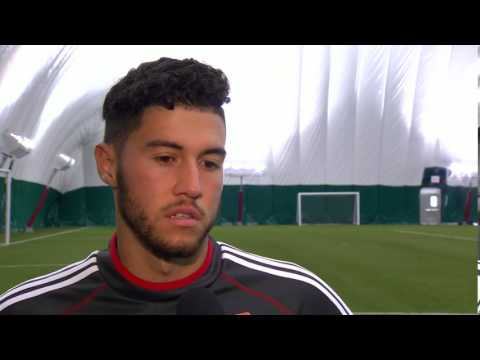 Video: Jonathan Osorio - March 11, 2014