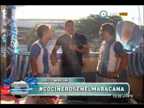 Cerdo do Janeiro con Goyco